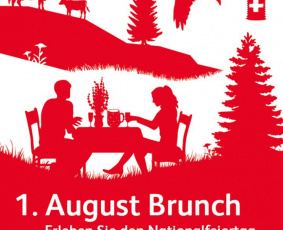 1. August-Brunch mit Programm